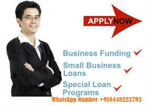 LOAN OFFER BUSINESS & PERSONAL LOAN APPLY NOW